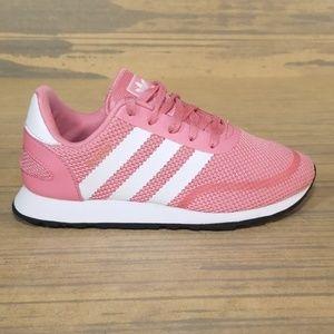 Adidas Orginals Chalk Pink/White Shoes